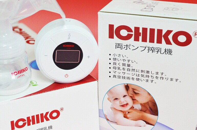Máy hút sữa Ichiko
