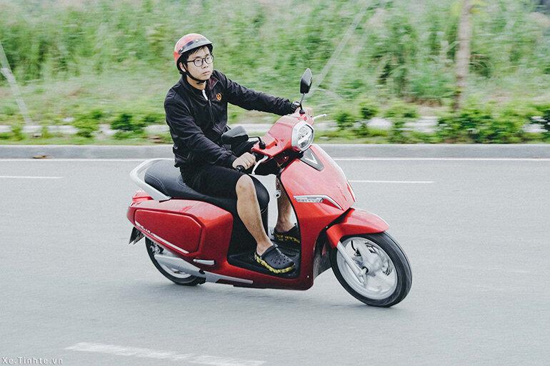 Xe điện VinFast Klara có thiết kế nổi bật, tính năng thông minh