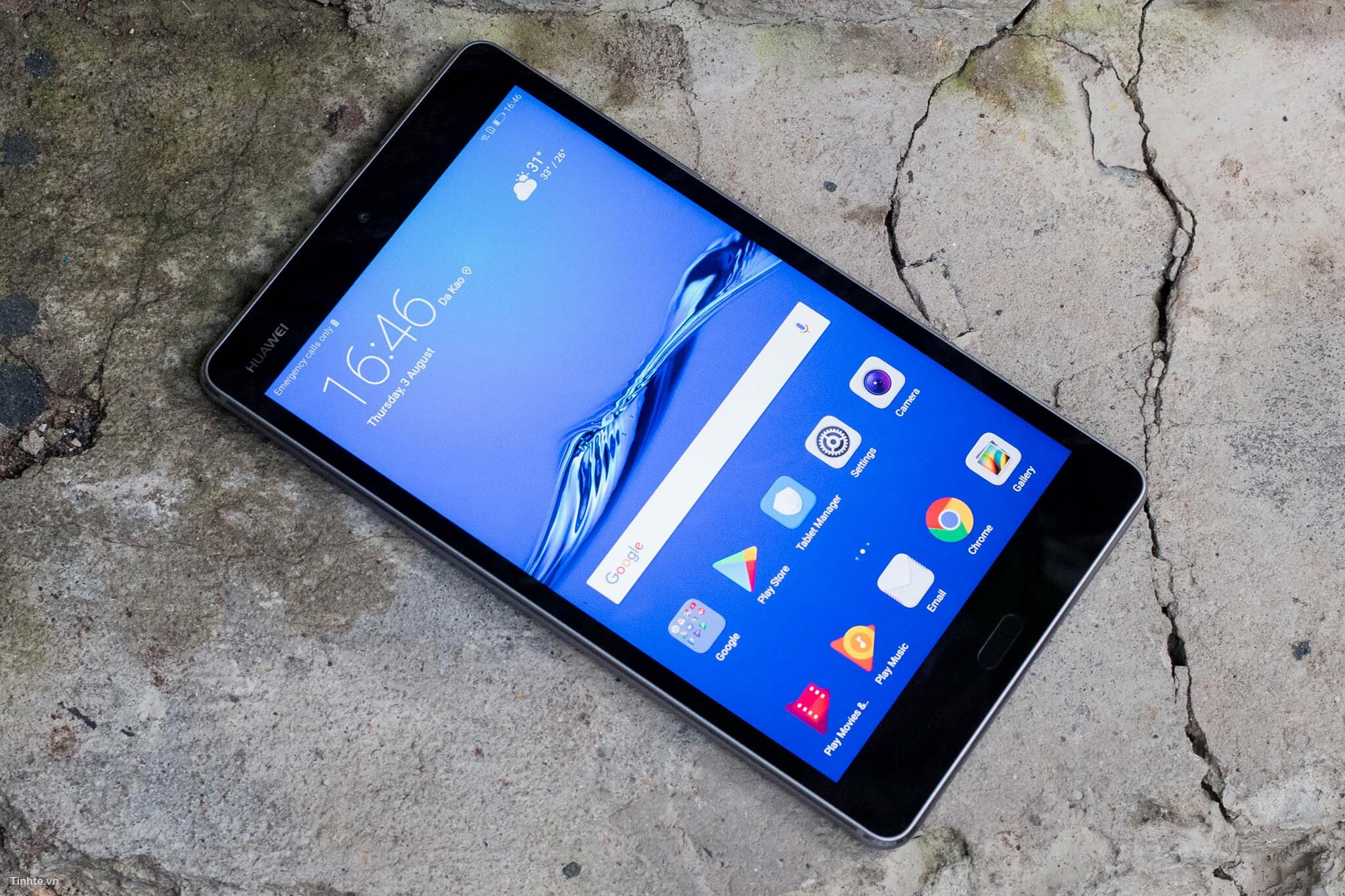 Huawei MediaPad M3 - Chiếc tablet không nên bỏ qua