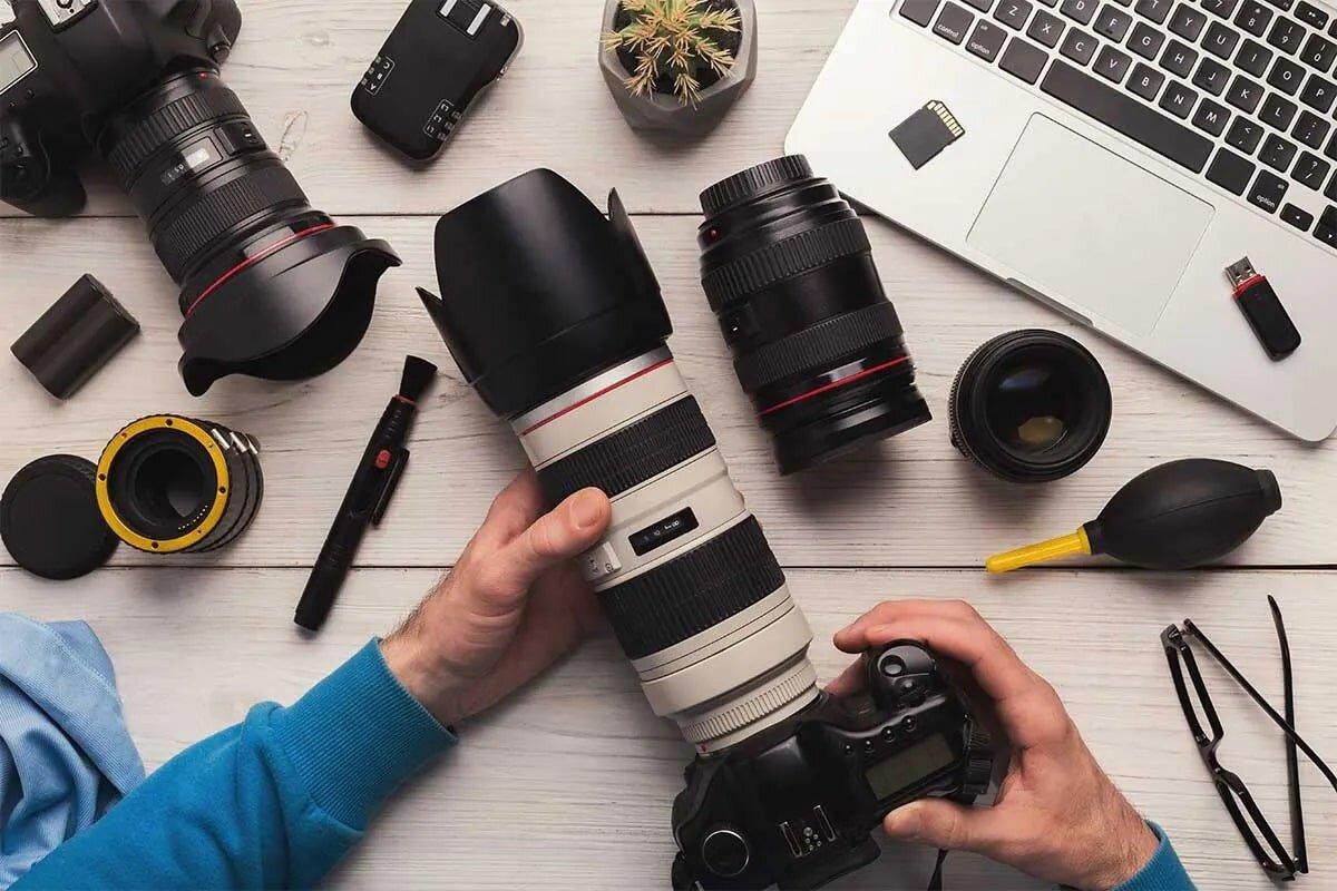 Máy ảnh cần phải tiện lợi cho người dùng
