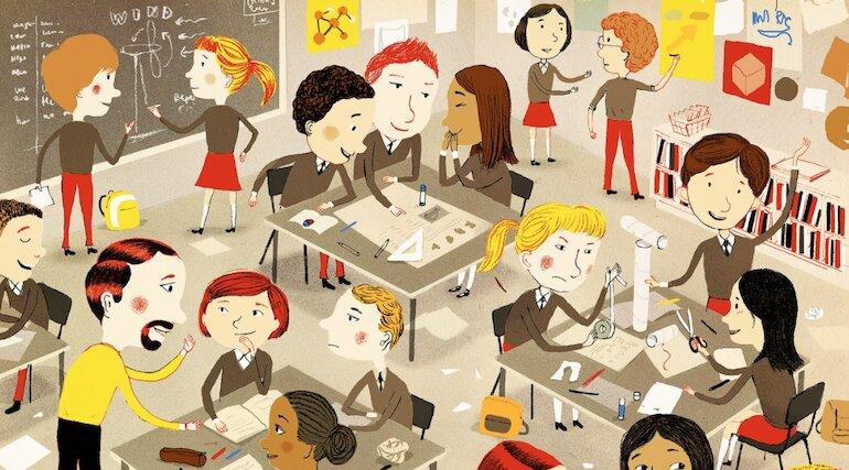 Lưu ý tới nội dung khi lựa chọn sách kỹ năng sống cho học sinh