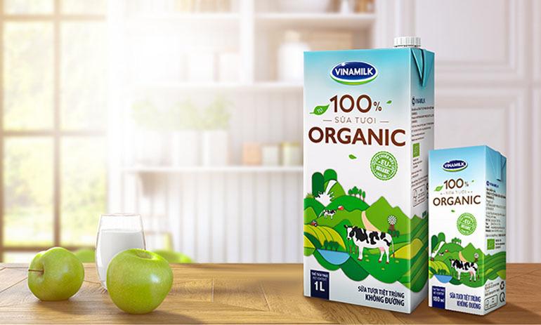sữa organic