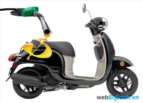 Xe máy tiết kiệm xăng là một trong những yếu tố quan trọng nhất khi đi mua xe