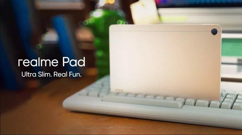 máy tính bảng realme pad