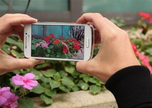 Galaxy S5 sẽ sở hữu camera 16MP 3