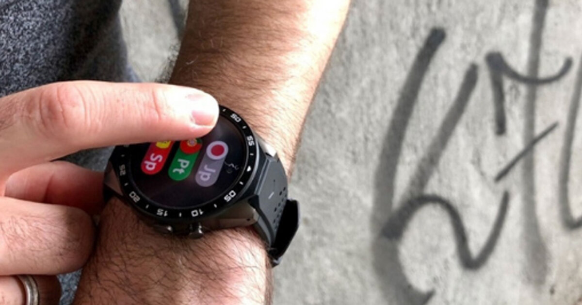 Time2Translate - Smartwatch sẽ giúp bạn nói được 9 loại ngôn ngữ khác nhau có gì đặc biệt ?