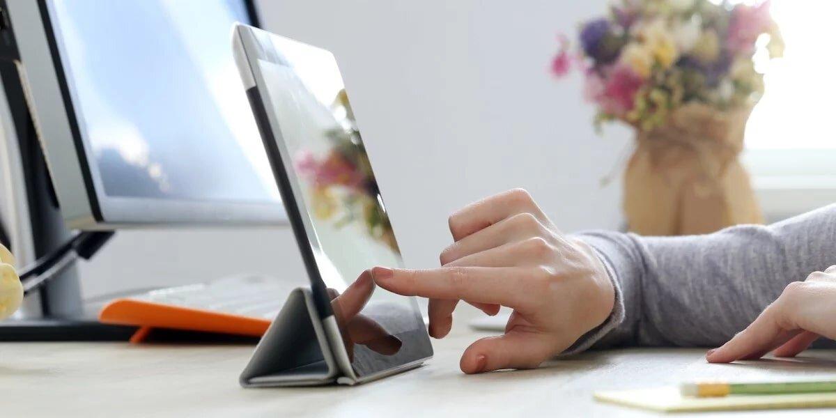 iPad nhỏ gọn với đầy đủ tính năng sử dụng