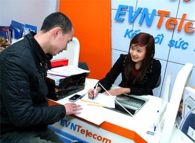 EVN Telecom trước đây đã gặp khó vì băng tần 450 MHz. Nguồn: Internet