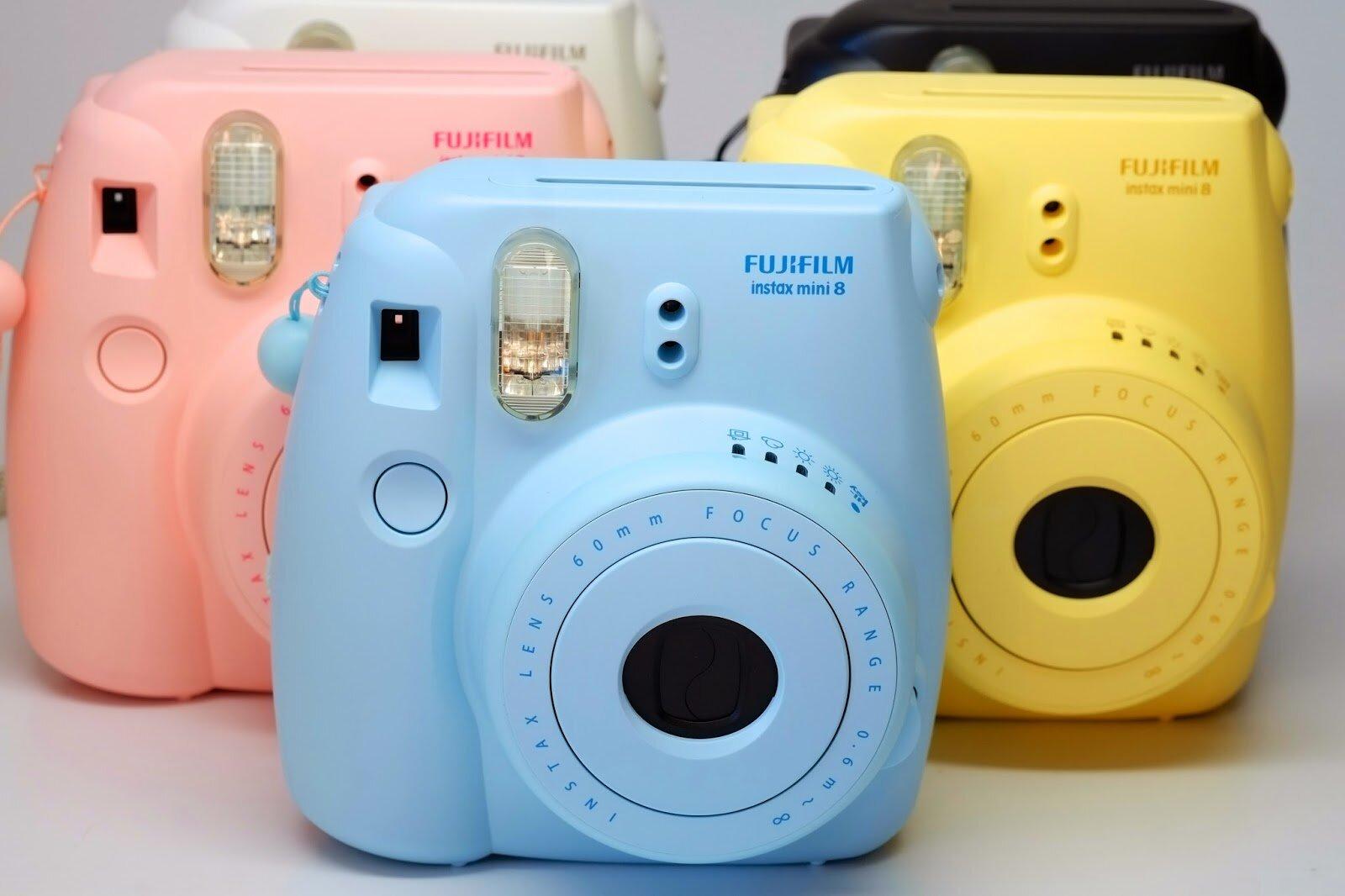 Một trong những loại máy ảnh nhà Fujifilm được ưa chuộng
