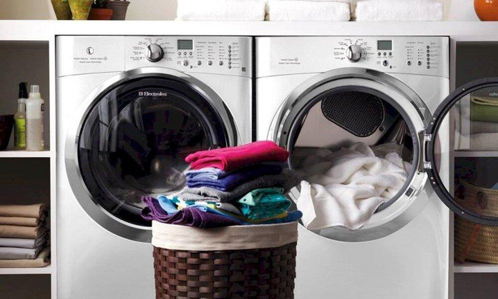 Máy giặt cửa trước có nhiều chức năng ưu việt hơn