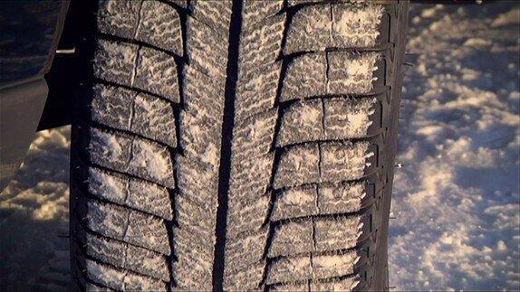 Lốp xe mùa đông