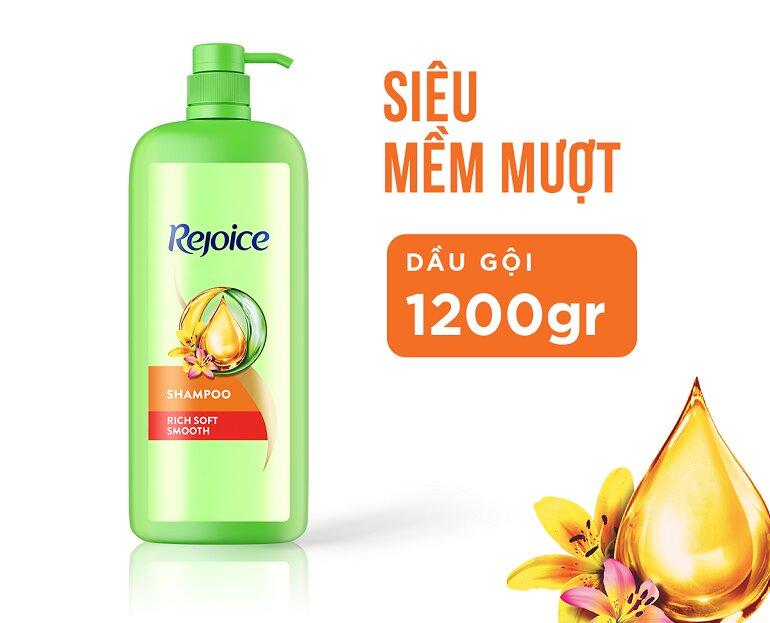 Rejoice không chỉ đơn giản là sản phẩm dầu gội và dưỡng tóc mà nó còn là biểu tượng cảm xúc trong tình yêu và cuộc sống tươi đẹp.