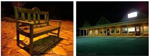 Ảnh chụp đêm, trong điều kiện ánh sáng yếu của Nokia Lumia 1020.