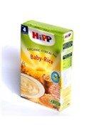 Bột ăn dặm Hipp gạo nhũ nhi - 200g