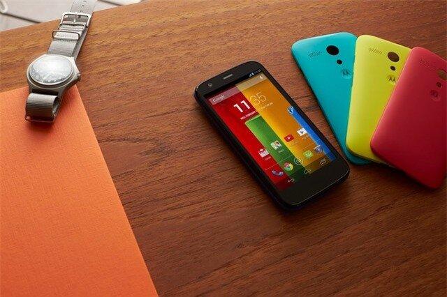 Motorola gây bất ngờ với tham vọng smartphone giá rẻ chỉ 1 triệu đồng