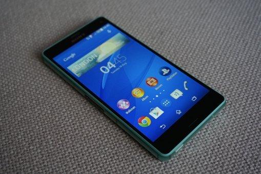 Sony Xperia Z3 Compact, Xperia Z3 Compact, Xperia Z3