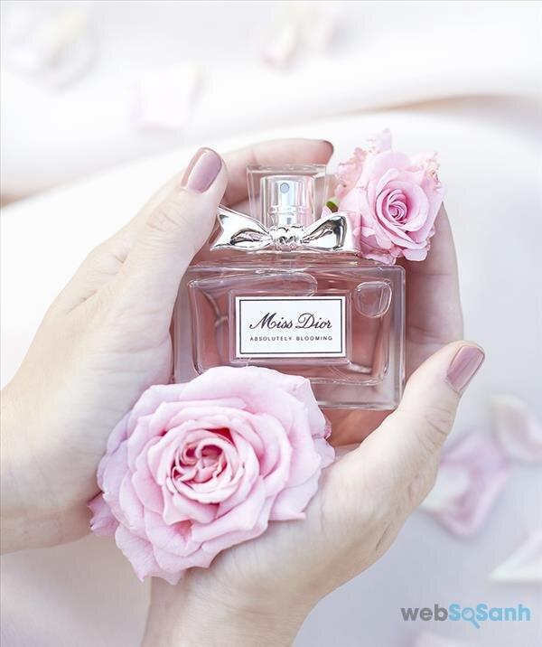 nước hoa Miss Dior Blooming bouquet