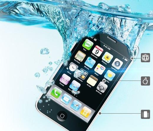 iPhone 6 cần tích hợp khả năng chống thấm nước và chống bụi.
