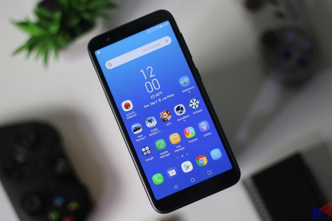 Hình ảnh thực tế của Asus Zenfone Live L1