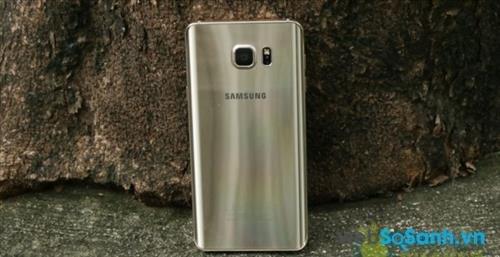 Điện thoại Galaxy Note 5