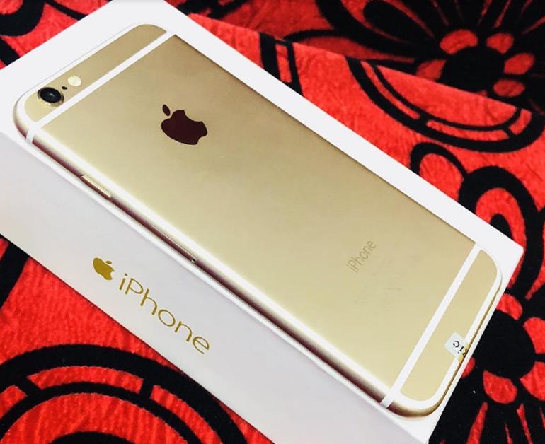 Điện thoại Apple Iphone 6 16GB phiên bản quốc tế - Giá giảm 44% chỉ còn 2.498.000 vnđ