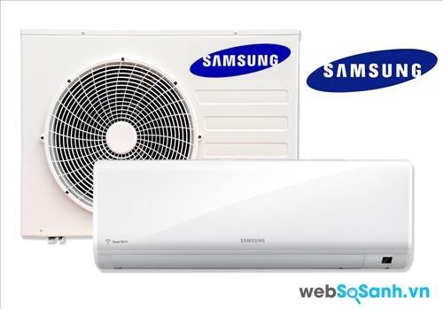 Điều hòa Samsung có được thiết kế hiện đại, tinh tế, nên phù hợp với nhiều không gian hơn