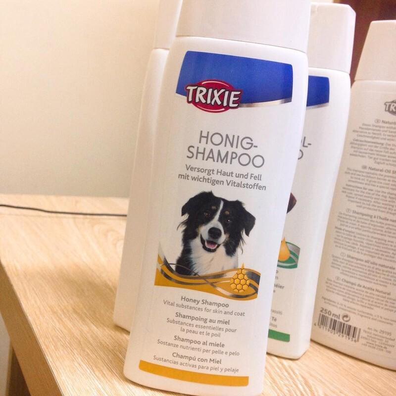 Sữa tắm cho chó con Trixie