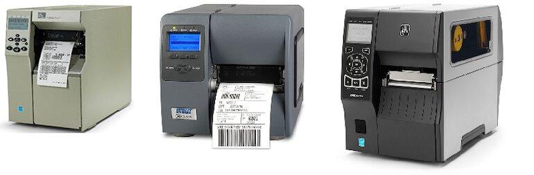 Một số hãng máy in tem nhãn công nghiệp phổ biến hiện nay