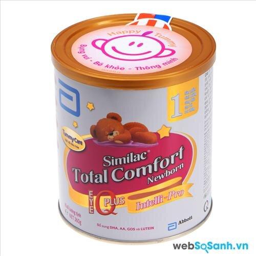 Sữa bột Abbott Similac Total Comfort 1