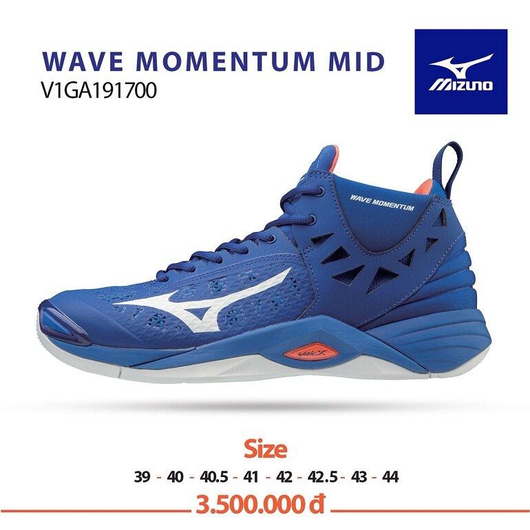 Giày bóng chuyền Mizuno Wave Moment MID