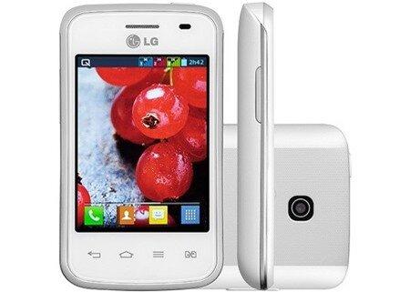 Optimus L1 II Tri được trang bị cấu hình tối thiểu cho một chiếc smartphone ngày nay