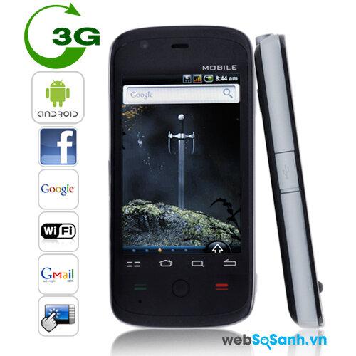 Sử dụng điện thoại Android đúng cách để truy cập internet 3G hợp lý