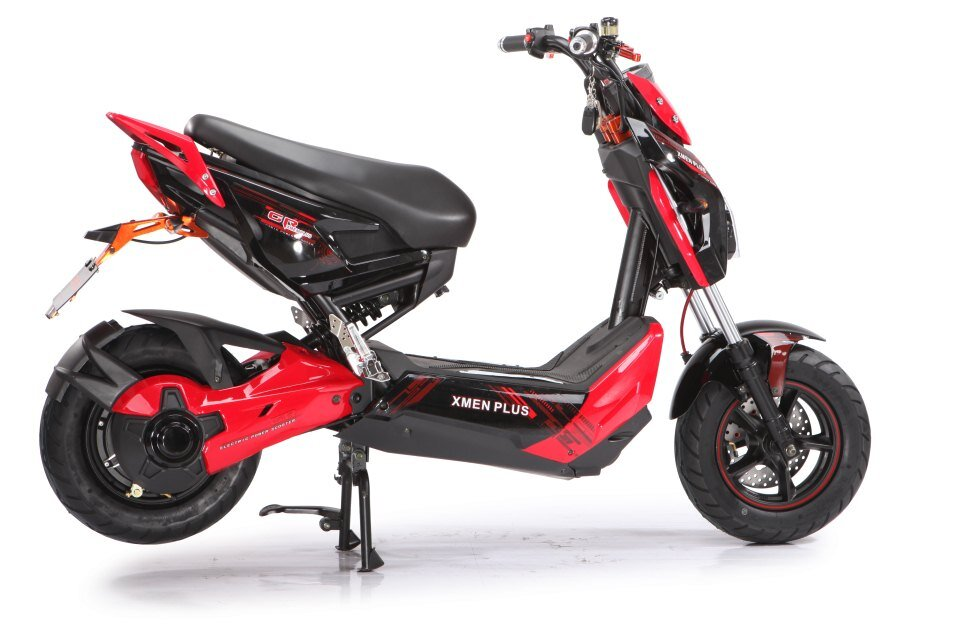 Xe máy điện Pega Xmen Plus 2016 (Đỏ)