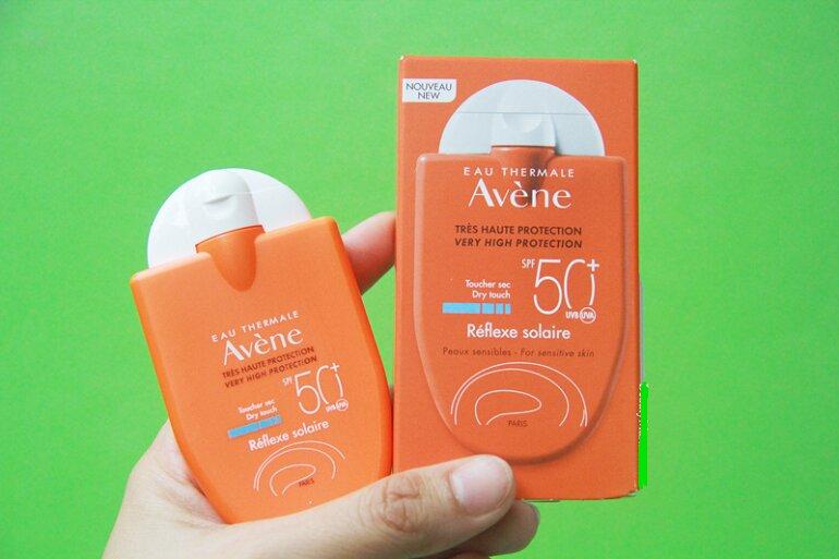 Kem chống nắng Avène Reflexe Solaire 50+