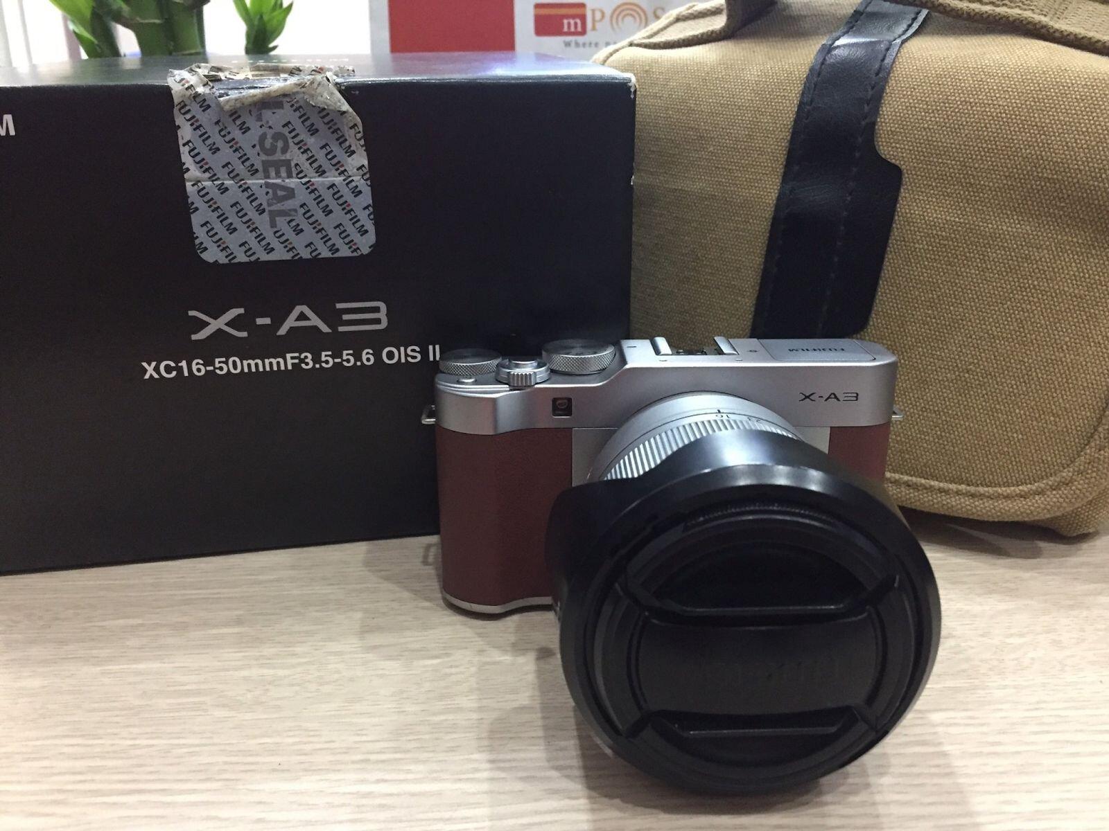 Máy ảnh Fujifilm X-A3 là người đồng hành đáng tin cậy cùng những bức hình chất lượng ổn