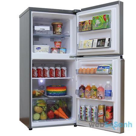 Tủ lạnh Panasonic 152 lít giá rẻ NR-BM179