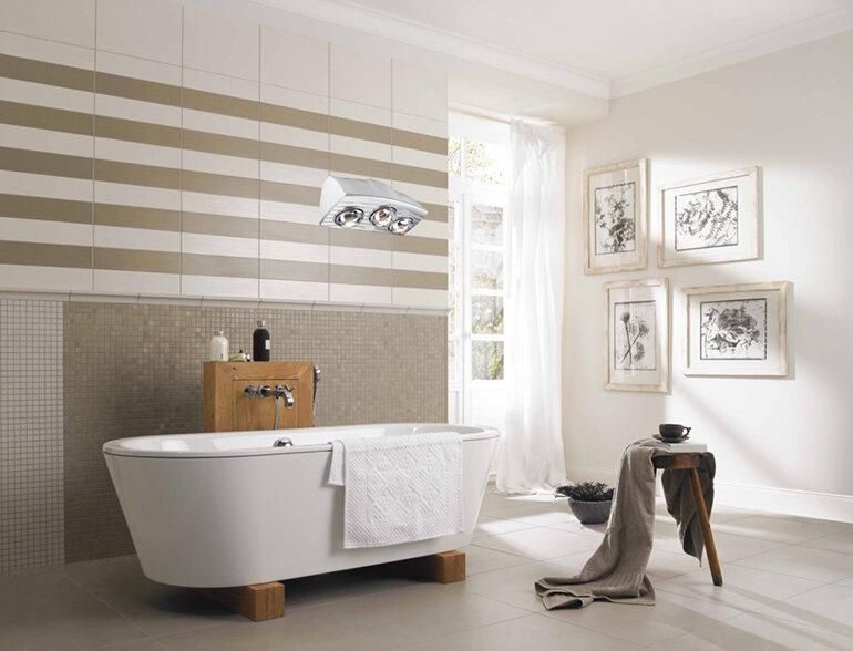Tham khảo cách lắp đèn sưởi nhà tắm để nâng cao hiệu quả sử dụng
