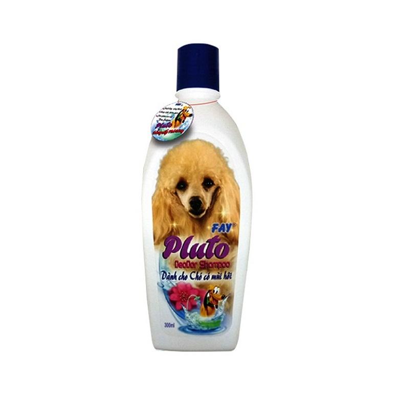 Sữa tắm khử mùi hôi cho chó Fay Pluto Deardor