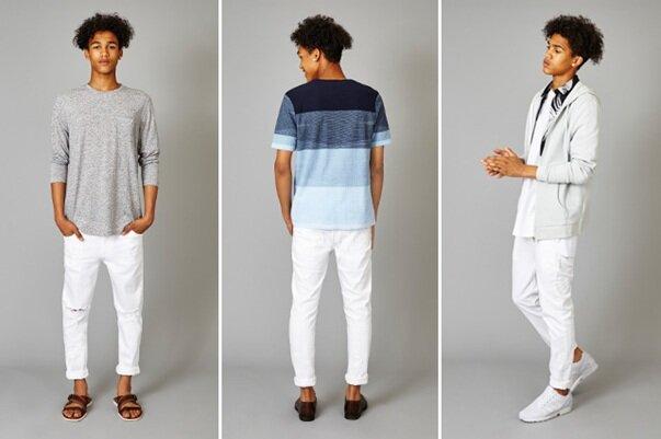 quần ngố trắng cho nam