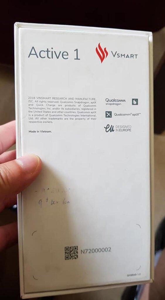 điện thoại vinsmart