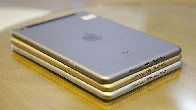 Cấu hình Ipad mini 3 16gb