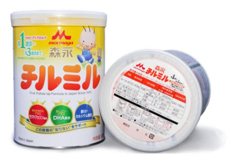 Sữa Morinaga là sữa gì?
