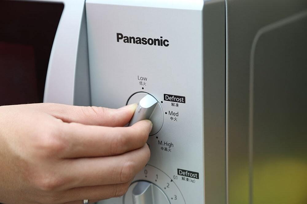 Cách Nướng Bánh Mì Bằng Lò Vi Sóng Panasonic An Toàn Đơn