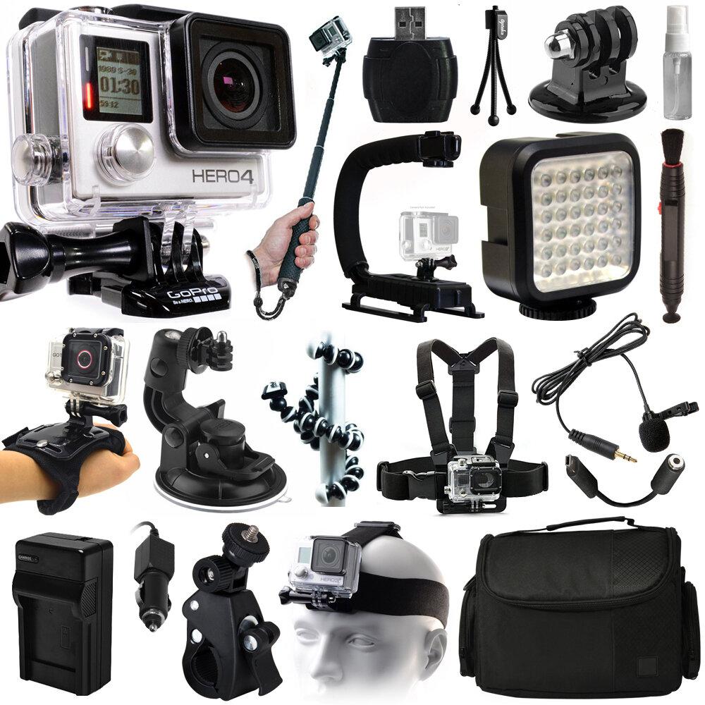 Camera Gopro với thiết kế vô cùng ấn tượng