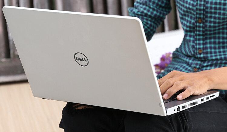 Laptop Dell sở hữu độ bền cao được nhiều dân văn phòng và sinh viên lựa chọn
