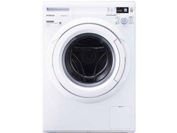 Máy giặt Hitachi BD-W85SSP (BDW85SSP) - Lồng ngang, 8.5 Kg