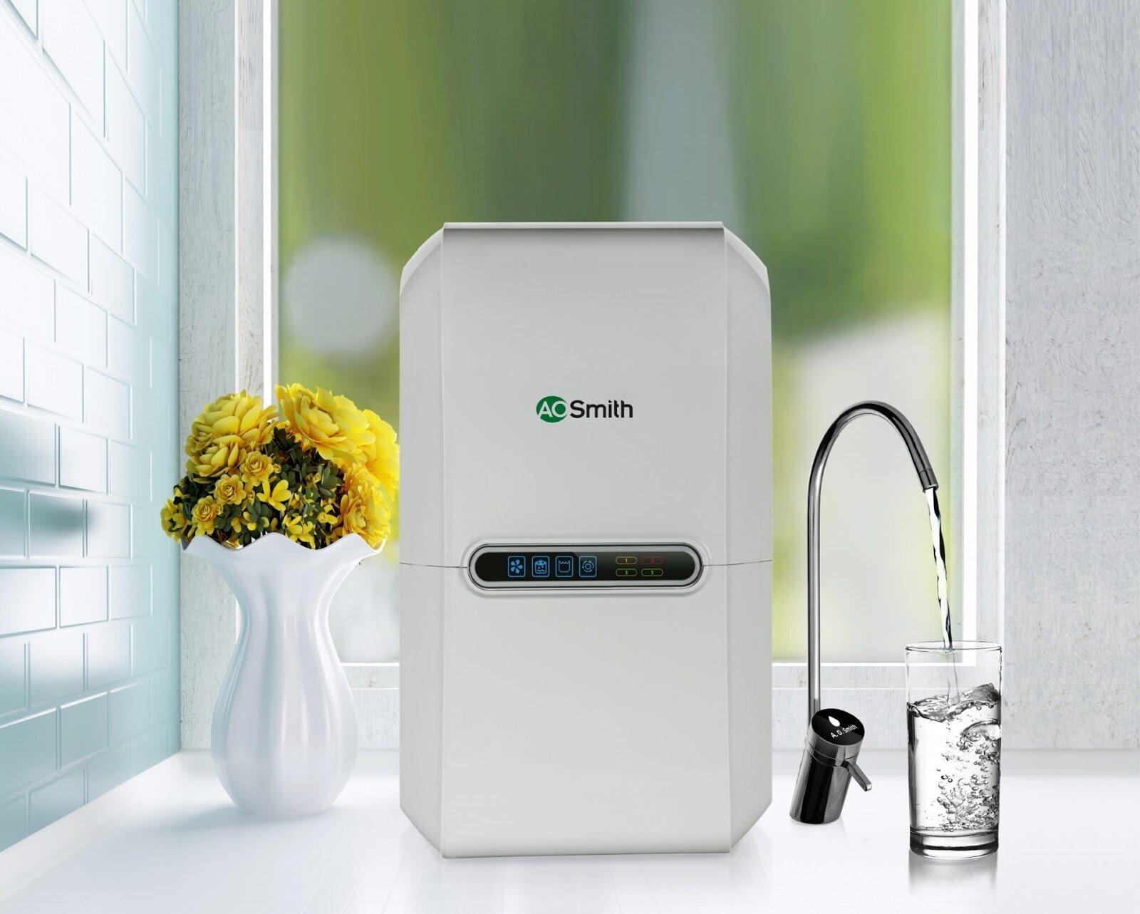 Lựa chọn máy lọc nước phù hợp với nhu cầu sử dụng của gia đình