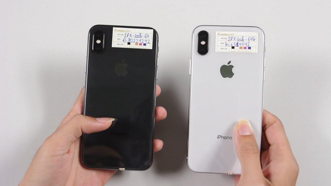 Nên mua iPhone X Lock không?