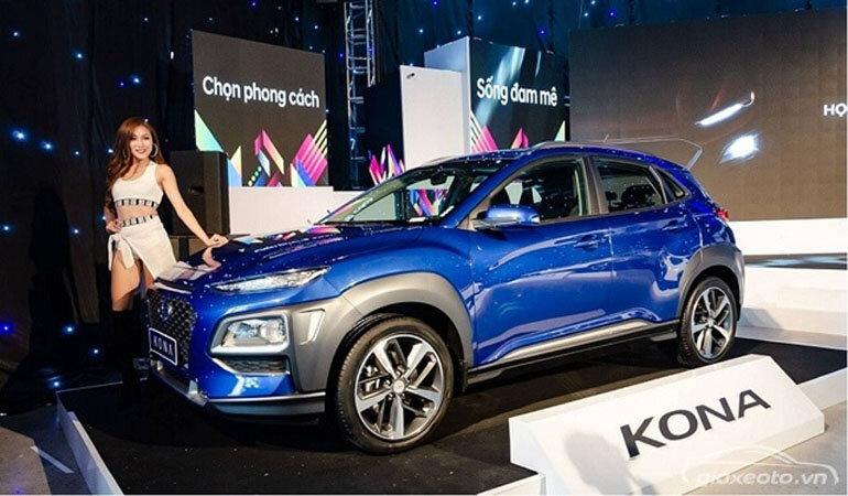 Xe ô tô Hyunda Kona