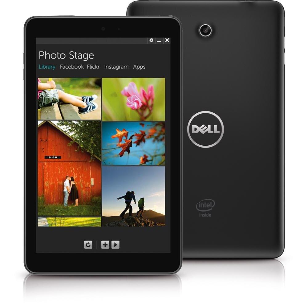 Dell Venue 8 3840 3G màu đen sang trọng